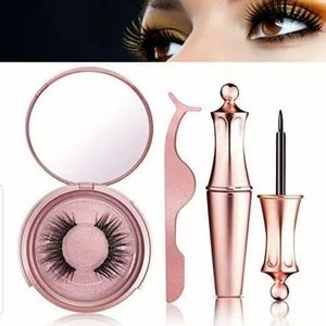 Magentic Eyelashes Set